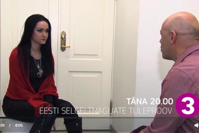 TV3 VIDEO | ŠOKEERIVALT AVAMEELNE ÜLESTUNNISTUS: Alisa proovis endalt elu võtta, nõiasaate salvestus tuli katkestada!