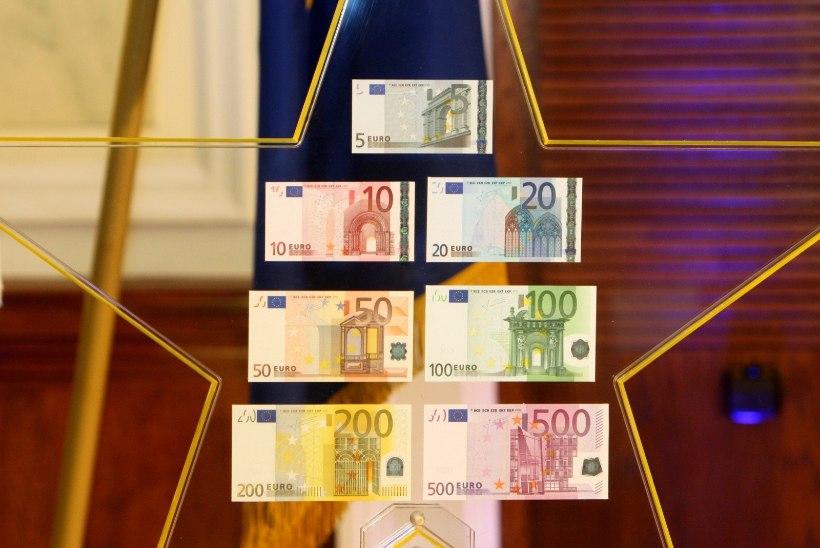 EAS: peame kohanema 100 miljoni võrra väiksema eurorahaga