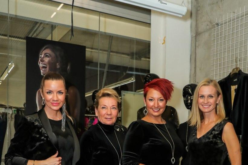GALERII | Eesti moemärk ja juveelikaupluste kett esitlesid ühist glamuurset kollektsiooni