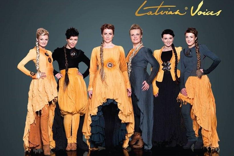 Läti muusikud vallutavad Pärnu