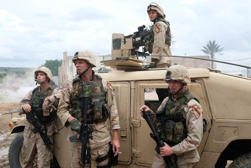 National Geographic kanalil linastub tõsielul põhinev sari Iraagi sõja sündmustest