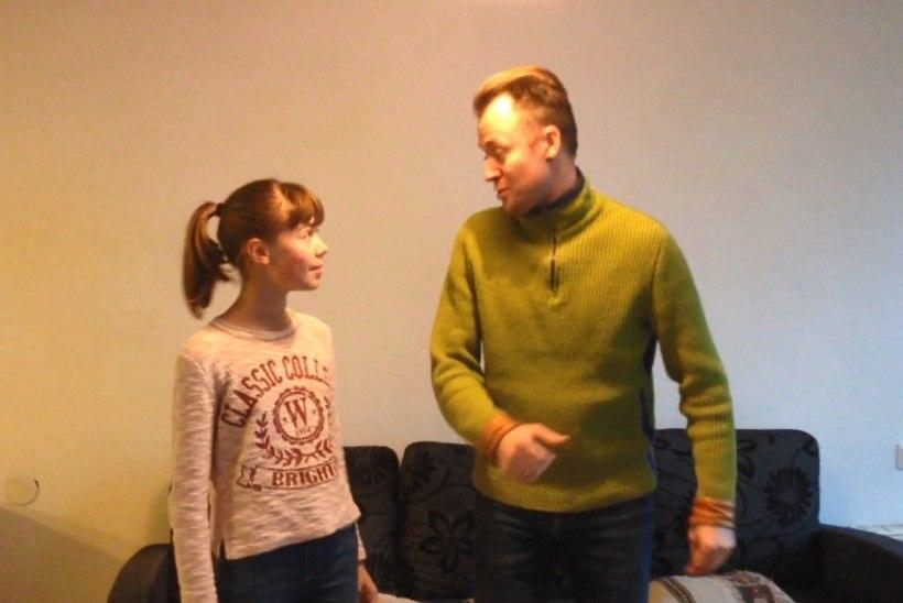 ÕL VIDEO | Õhtuseks marti jooksmiseks laul puudu? Ruslan ja Rute Trochynskyi õpetavad!