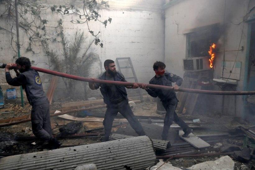 ISISe lõplik kaotus Süürias: mis saab edasi?