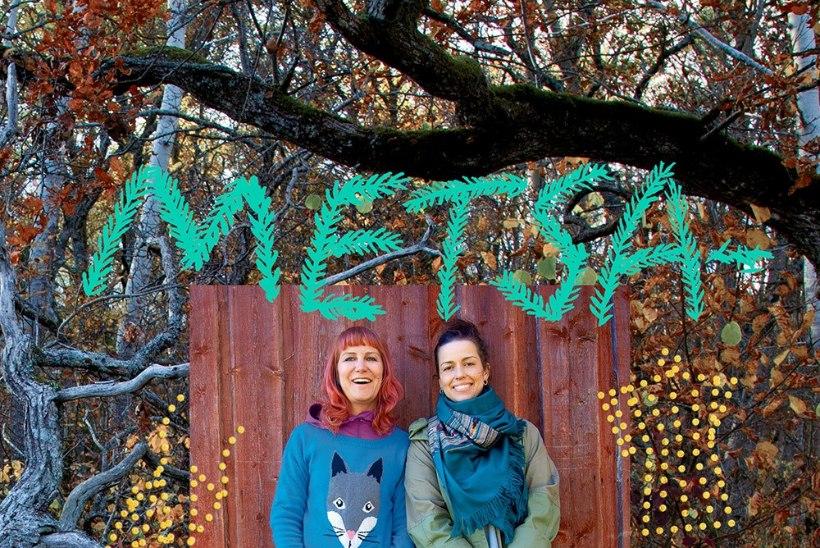 FOTOD | Hele-Mai Alamaa ja Merle Liivak avaldasid isuäratava metsaköögi-kokaraamatu
