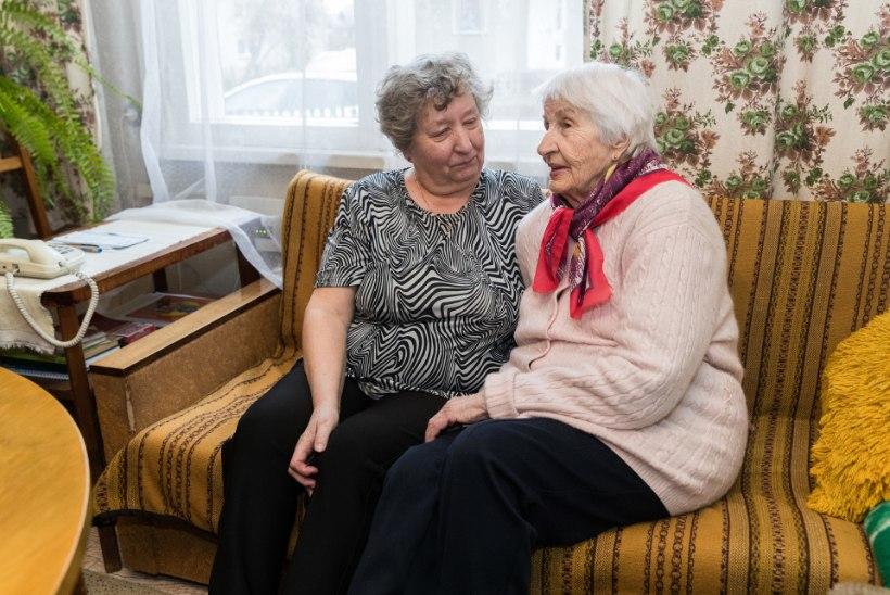 Seltsidaamid annavad üksikute vanaprouade elule särtsu juurde