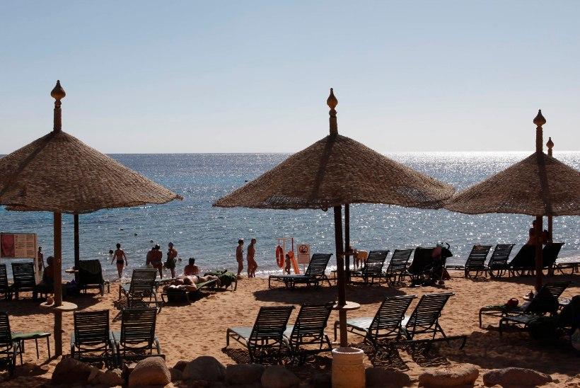 Eestlased ootavad siiani Sharm El Sheikhis kojulendu