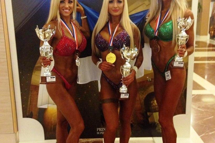 KUUMAD FOTOD | Need 13 kaunitari lähevad fitnessi MMile Eestit esindama!