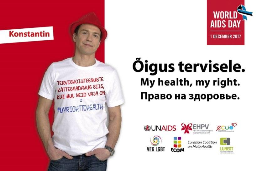 GALERII | 1. detsember on ülemaailmne AIDSi vastu võitlemise päev