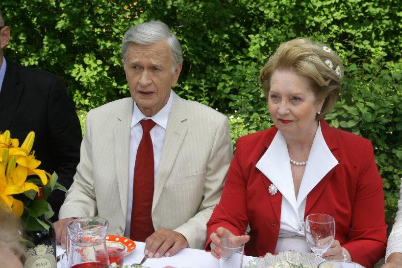 """Gerda Kordemets: """"Hans Kaldoja oli erakordselt kauni häälega härrasmees."""""""