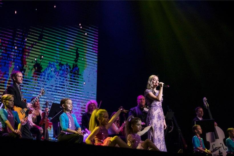 GALERII   Saku Suurhall täitus maagilise Disney filmimuusika kogupereshowga