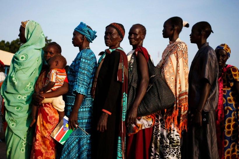 Sudaanis arreteeriti pükste kandmise pärast 24 naist