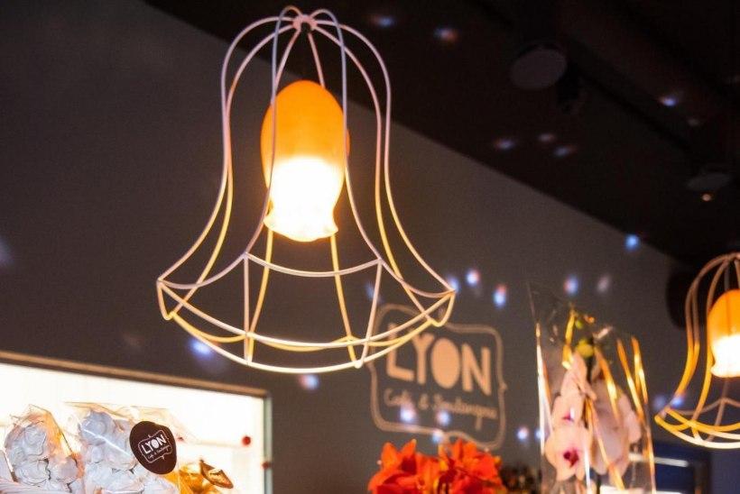 PILDID | Café Lyoni meeleolukas avapidu Viimsi äritares