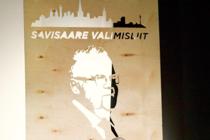 Komisjon lõpetas Savisaare valimisliidu uurimise