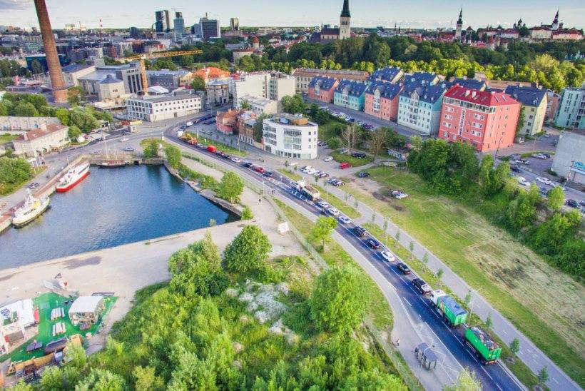 Eestimaal on õhk suhteliselt puhas