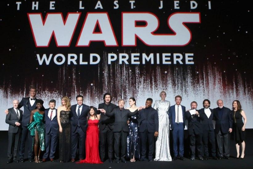 """Uue """"Tähesõdade"""" filmi esilinastusel mälestati kadunud printsess Leiat"""