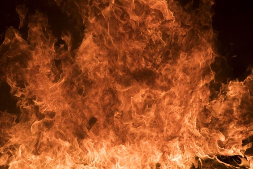 Pärnus hukkus taas tulekahju tõttu inimene
