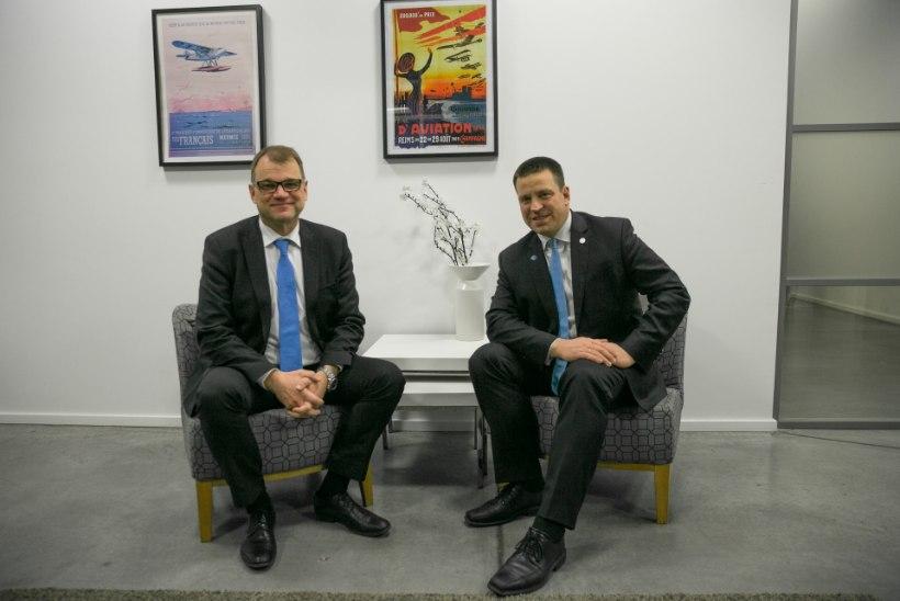 Ratas kohtumisel Sipiläga: Eesti-Soome digiretseptivahetus võiks innustada kõiki Põhjamaid