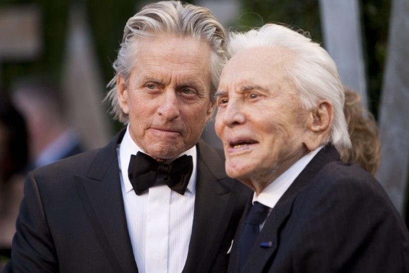 Hollywoodi legend Kirk Douglas tähistas 101. sünnipäeva