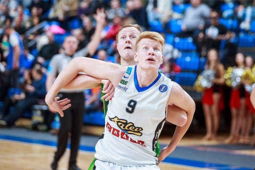 Asi ametlik: Matthias Tass liitus TTÜ korvpallimeeskonnaga