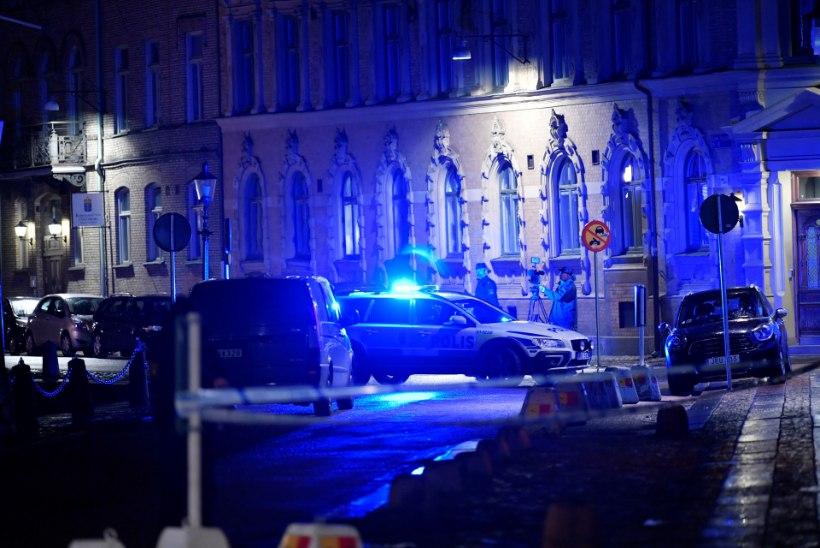 USA Jeruusalemma-otsuse vastukaja? Süütepudelid lendasid Göteborgi sünagoogi pihta