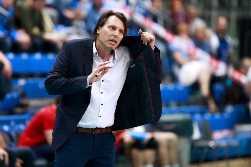 Gheorghe Cretu jätkab võrkpallikoondise peatreenerina