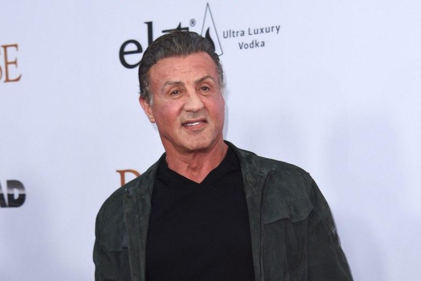 "Sylvester Stallone loobub ""Creed 2"" lavastamisest"