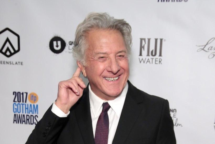 Dustin Hoffmanit tabas uus ahistamissüüdistus