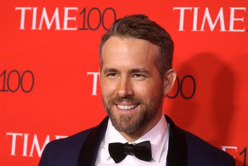 Ryan Reynolds sai rolli Pokemoni filmis