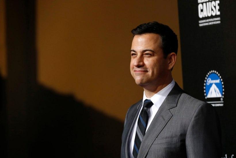 VIDEO | Pisarais Jimmy Kimmel näitas südamelõikuse läbinud pisipoega