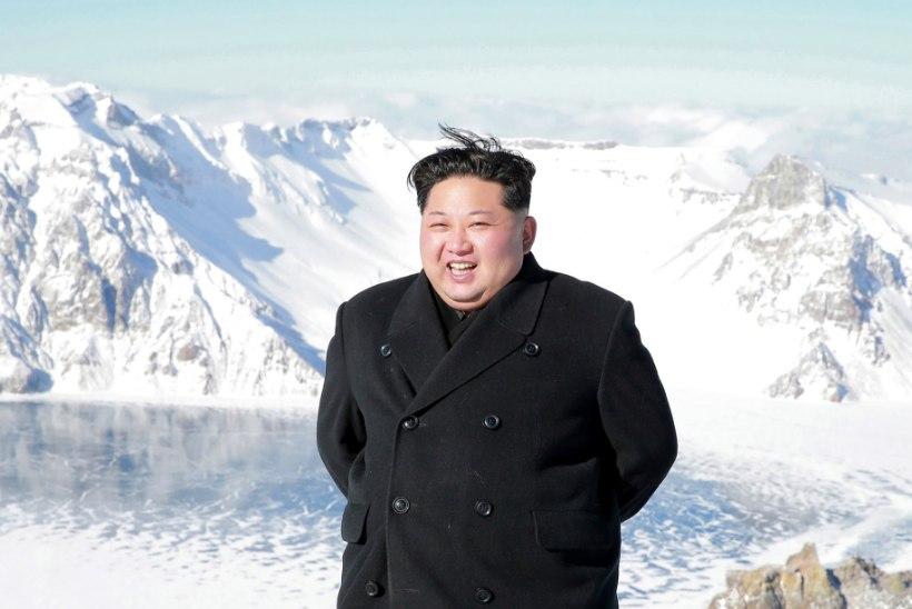 Põhja-Korea diktaator Kim Jong-un on suur Milano Interi fänn