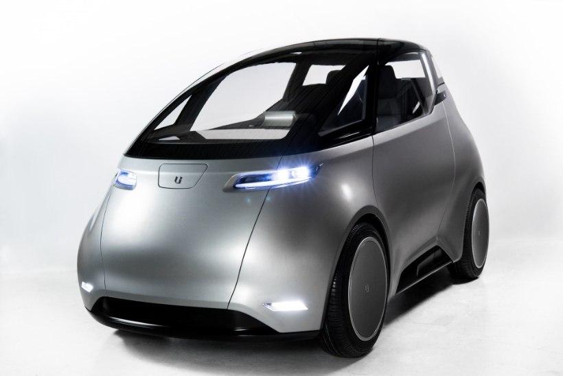 Heja Sverige! Uniti One elektriauto on esitletud ja seda saab tellida