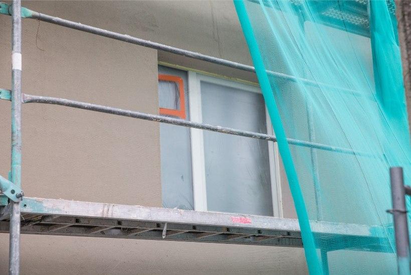 Tööinspektsiooni kontrolli hirmutav tulemus: 55 ehitusplatsil 157 rikkumist