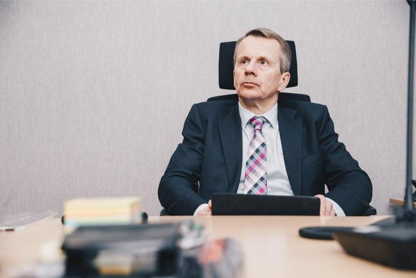 Ligi häirib Pevkuri suhtlus meediaga, kuid toetus Kallasele on olemas