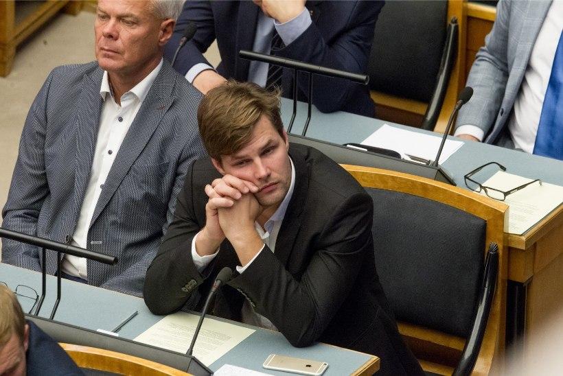 Pevkuri parteikaaslane Palling: Hanno otsus on riigimehelik ja julge