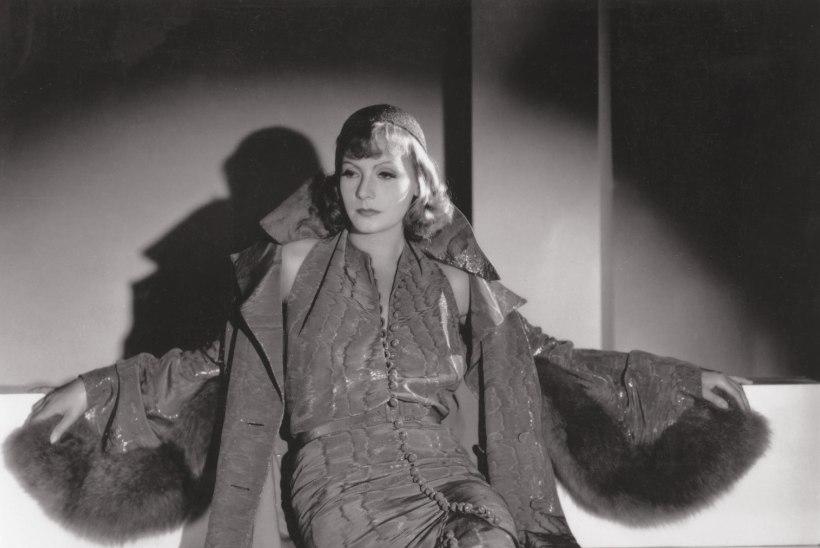 """Greta Garbo ammuses kirjas: """"Olen peaaegu alati üksi ja räägin omaette."""""""