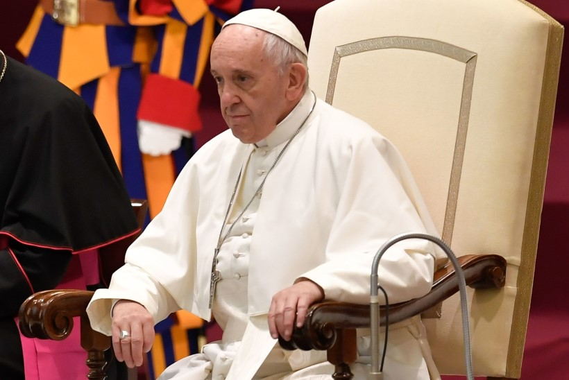 Paavst hoiatas usklikke saatanaga kõnelemise eest