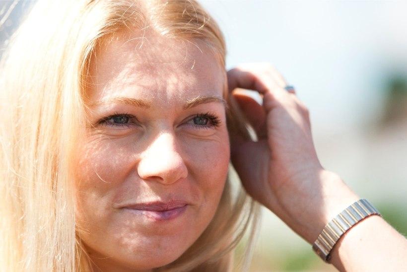 ROK otsustas, et Kristina Šmigun-Vähile jäävad Torino olümpiakullad alles