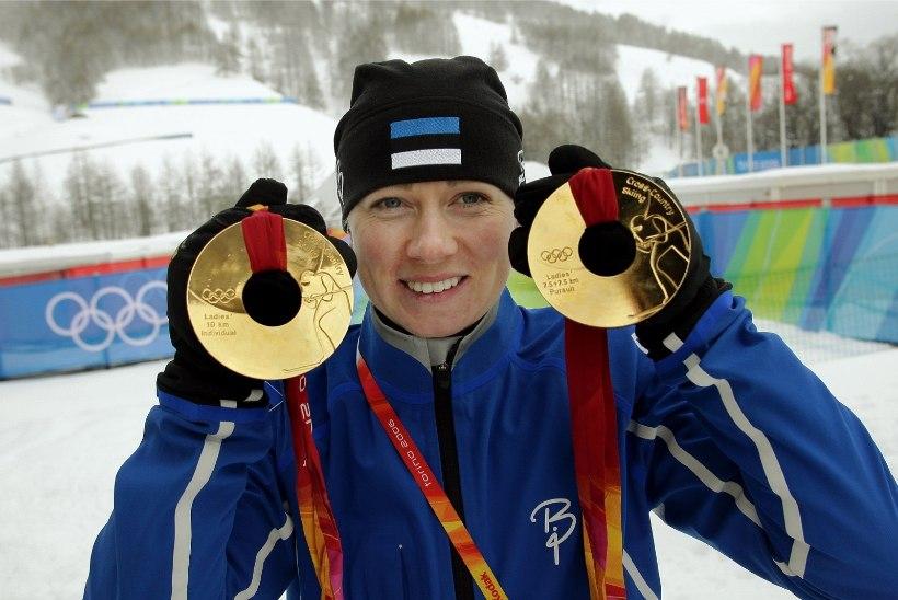Norra telekanal: müstiline dopingulugu näib olevat saanud lõpu, Šmigun-Vähi Torino kullad jäävad alles