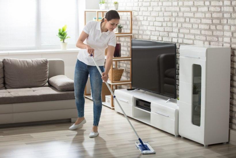 Miks peaks keemiat sisaldavaid puhastusvahendeid vältima?