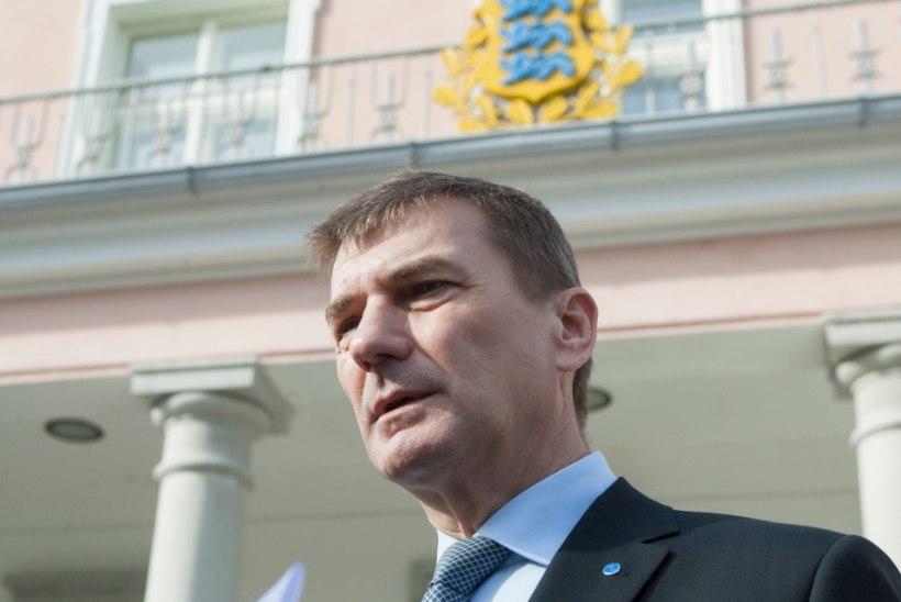 Ansip: Hanno Pevkur ei saanud tööga hakkama