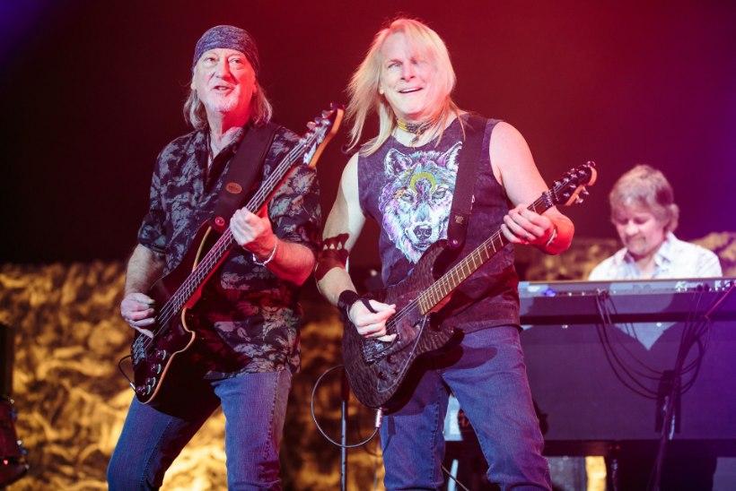 "Hüvastijätt Eesti publikuga? Deep Purple tuleb ""The Long Goodbye Touri"" käigus Tallinna"