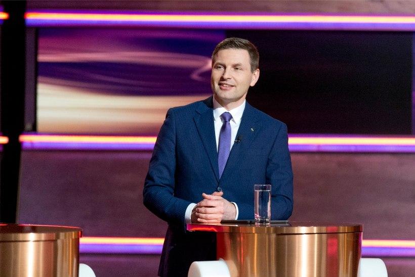 VIDEO   Pevkur: oleksin jätkuvalt tugev kandidaat esimehe kohale