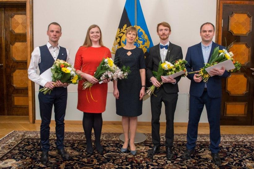 FOTOD | President Kaljulaid: eestlaste maavara asub kahe kõrva vahel
