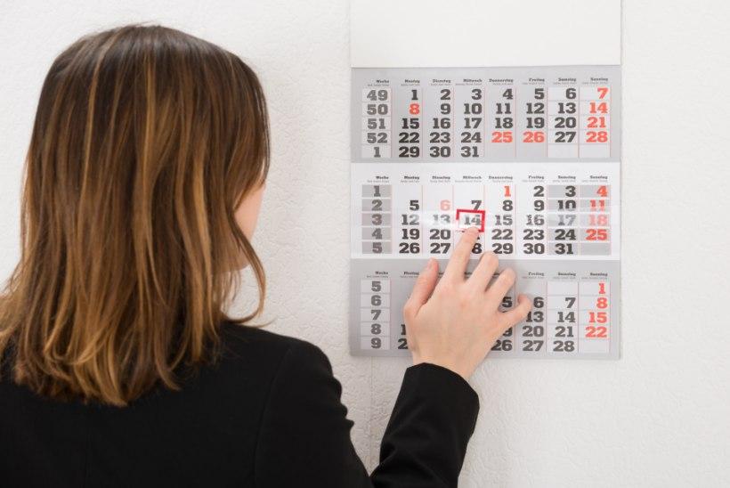 Ekspert: seks tasub kalendrisse kirja panna