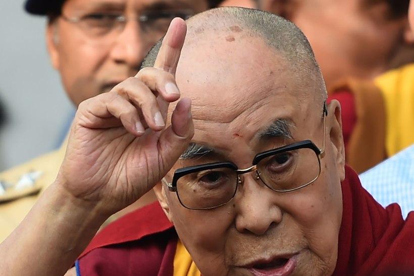 Dalai-laama lansseeris omanimelise mobiilirakenduse
