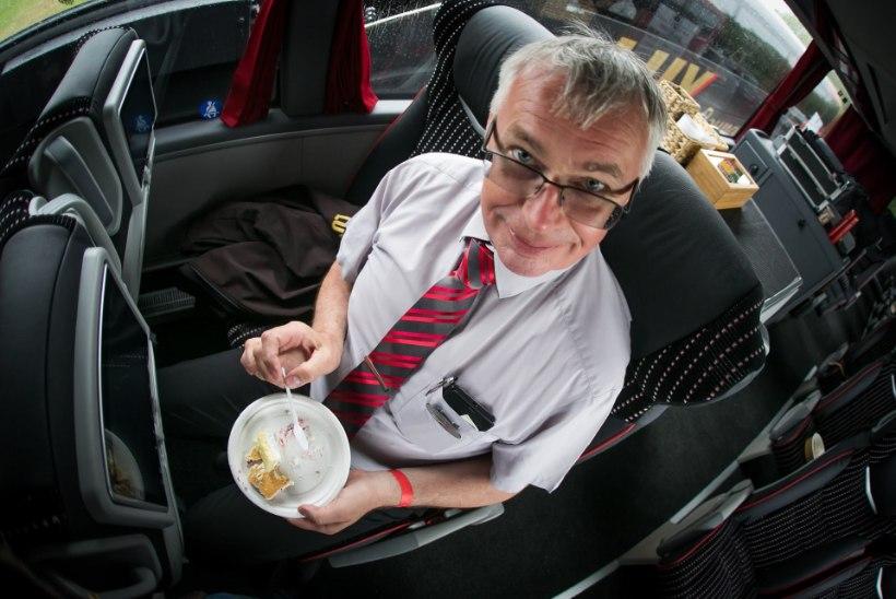 FOTOD   Toredaima bussijuhi Reinu 9 soovitust jõulude- ja nääride-aegseks bussisõiduks