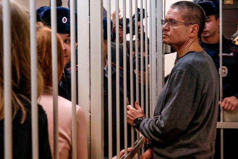 Endine Vene minister mõisteti kaheksaks aastaks vangilaagrisse