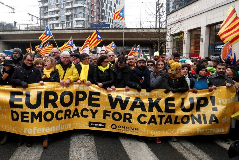 TAAS TÄHELEPANU KESKMES: Kataloonia valimiste tulemus ei pruugi kellelegi meeldida