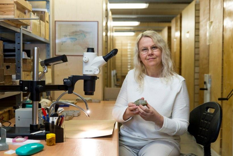 Eestist leitud maailma vanim silm piilus kaugusse: ega sealt ründa vaenlane?