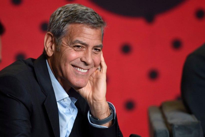 TÕELINE SÕBER: George Clooney tegi oma 14 semust üleöö miljonärid